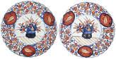 One Kings Lane Vintage Antique Japanese Imari Plates