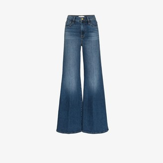 Frame Le Palazzo flared jeans