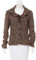 Moschino Cheap & Chic Moschino Cheap and Chic Tweed Wool Jacket
