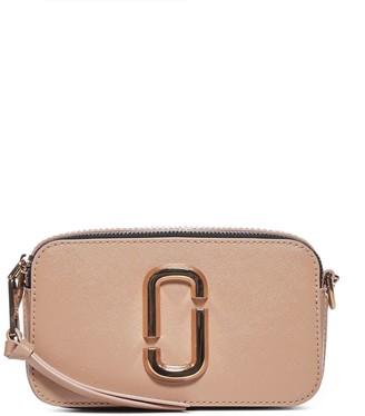 Marc Jacobs Snapshot Dtm Leather Shoulder Bag