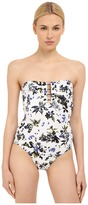 Proenza Schouler Bandeau Maillot One-Piece Women's Swimsuits One Piece