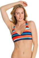 Jag Swimwear Coastline Reversible X Back Bra Bikini Top 8130187