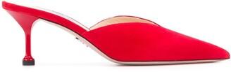 Prada low-heel pumps
