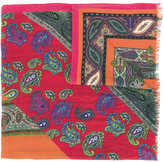 Etro Delhy scarf - women - Cashmere/Wool - One Size