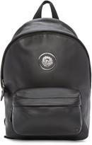 Versus Black Lion Medallion Backpack