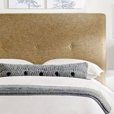 Button-Tufted Upholstered Headboard