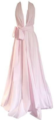 Onelady Maxi Dress Cotton Pink Rachel