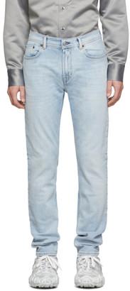Acne Studios Blue Bla Konst North Jeans