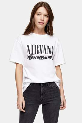 Topshop Nirvana T-Shirt by And Finally