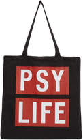 Perks And Mini Black Psy Life Tote