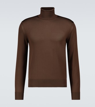 Tom Ford Long-sleeved turtleneck sweater