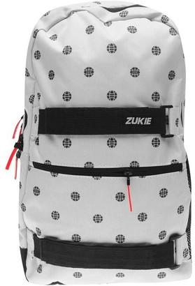 Zukie Zukie Skate Pattern Backpack Mens