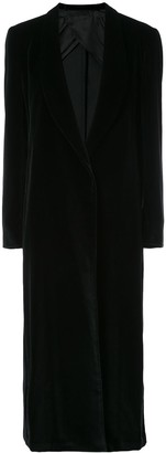 Giuliva Heritage Collection Long Single Breasted Jacket