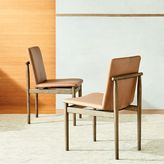 Framework Leather Dining Chair