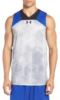 Under Armour 'Select Performance' Fitted HeatGear ® Tank