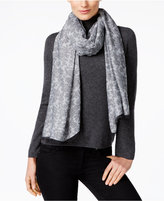 MICHAEL Michael Kors Belle Époque Metallic Wrap & Scarf in One