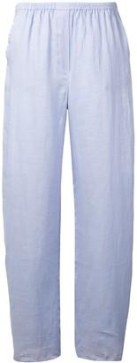 Emporio Armani Wide-Leg Trousers