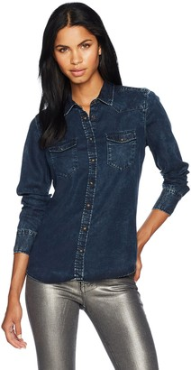 Mavi Jeans Women's Eliza Denim Shirt