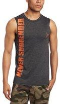 Tapout Men's Never Surrender Muscle T-Shirt