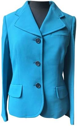 Miu Miu Blue Jacket for Women