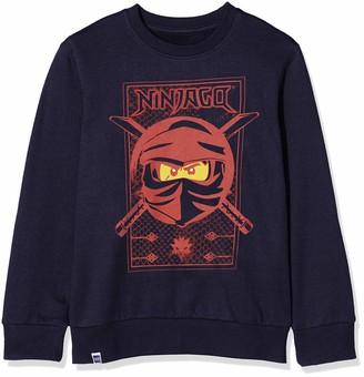 Lego Boys Ninjago cm a Sweatshirt