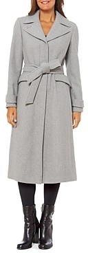Kate Spade Belted Long Coat