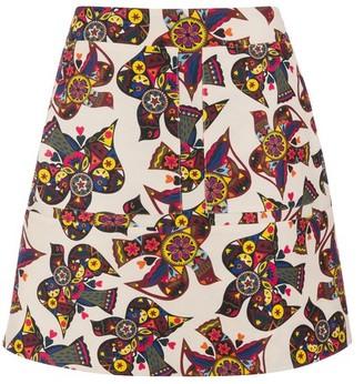 La DoubleJ Mini Skirt