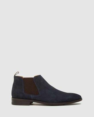 Oxford Marvin Sueded Chelsea Boots