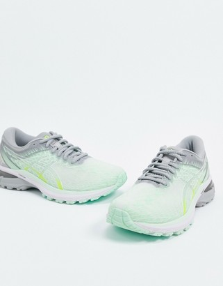Asics Running GT-2000 8 trainers in green