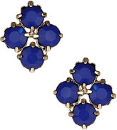 Topshop Stone Cluster Stud Earrings