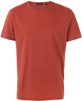 Theory Gaskell N T-shirt - men - Linen/Flax/Cotton - M