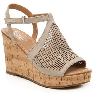 Franco Sarto Canyon Wedge Sandal
