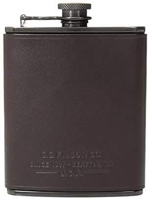 Filson Filson's Trusty Flask (Dark Cedar) Wallet
