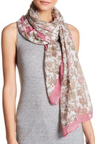Joe Fresh Printed Square Scarf