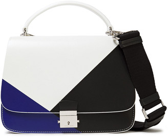Michael Kors Color-block Leather Tote