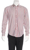 Band Of Outsiders Bengal Stripe Shirt