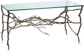 Michael Aram Butterfly Ginkgo Console Table