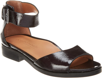 Gentle Souls By Kenneth Cole Gracey Leather Sandal