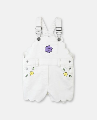 Stella McCartney denim dungarees