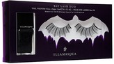 Illamasqua Bat False Eye Lashes & Nail Varnish Duo Set