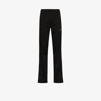 Balenciaga side stripe Terry track pants