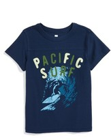 Tea Collection Toddler Boy's Pacific Surf T-Shirt