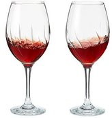 Global Amici Aerating Wine Glasses- Set of 2