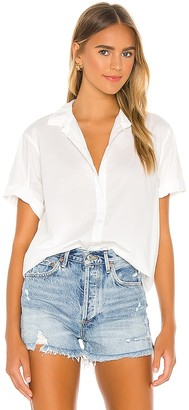 Nation Ltd. Katherine Classic Rolled Button Down