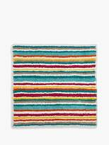 John Lewis Multi Stripe Shower Mat