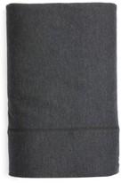 Calvin Klein Home Cotton & Modal Jersey Flat Sheet