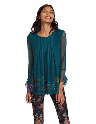 Desigual Women's T-Shirt LucianaX-Small