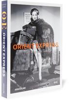 Assouline Orient Expresss Hardcover Book - Black