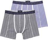 Scotch & Soda 2-Pack Patterned Boxer Shorts