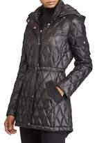 Lauren Ralph Lauren Hooded Packable Quilted Coat